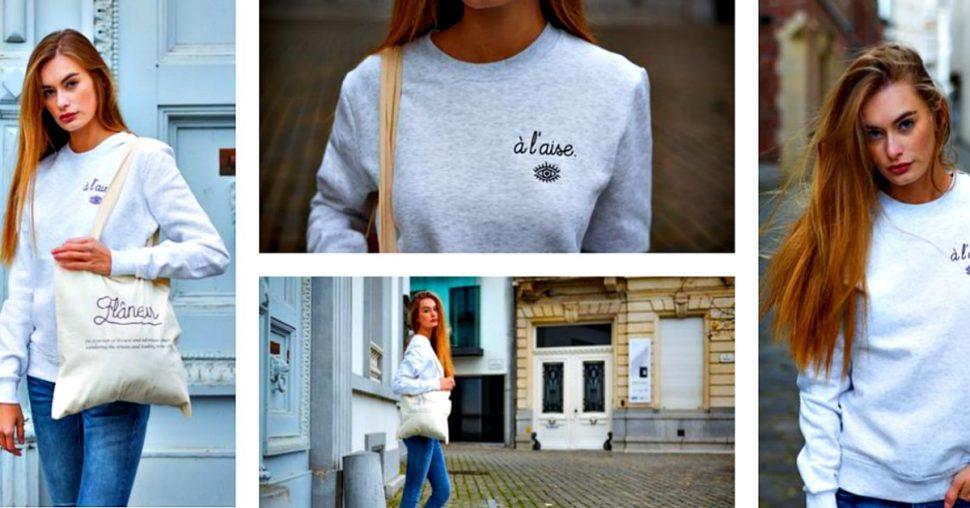 Wishlisted: sweaters van het Belgische label Flâneur