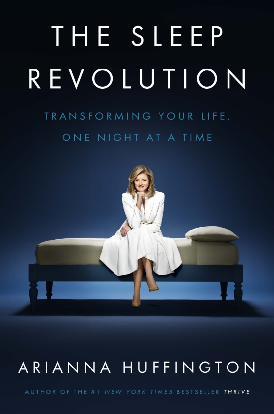 arianna huffington sleep revolution book club feminism emma watson