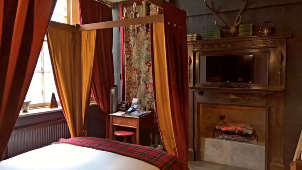 harry poter georgian house hotel