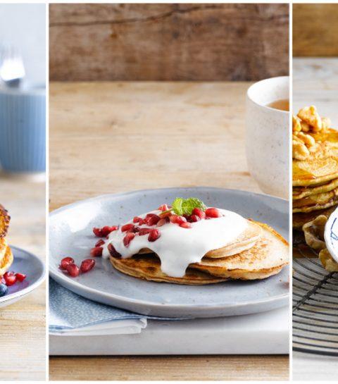 3 healthy pannenkoek recepten
