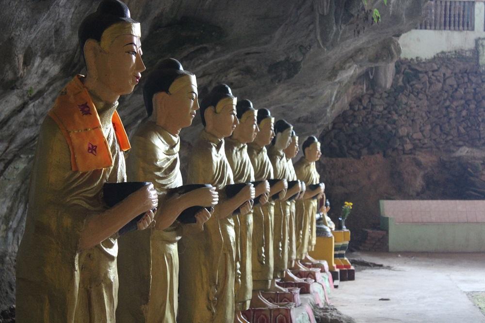 reeks boeddha's