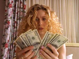 reizen nineties geld