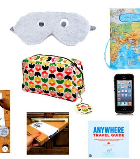 10 originele cadeaus voor echte reisfanaten