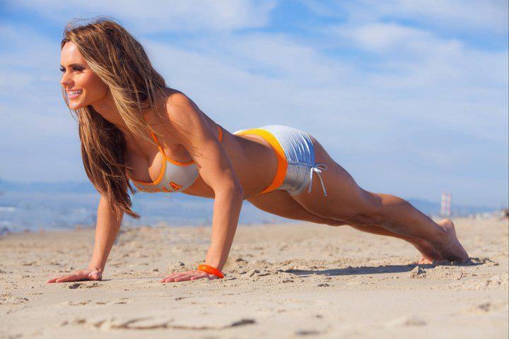 sandbox fitness workout
