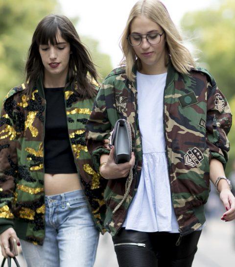 Streetstyle: stijltips voor je girl squad
