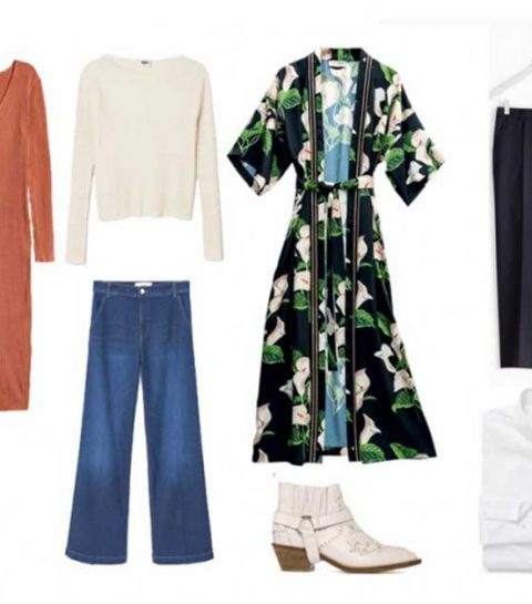 Zo draag je een kimono wanneer het koud is