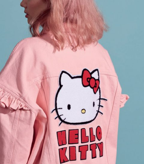 Smelten: Lazy Oaf brengt een fantastische Hello Kitty collectie uit