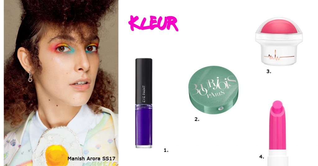 budget beauty make-up kleur