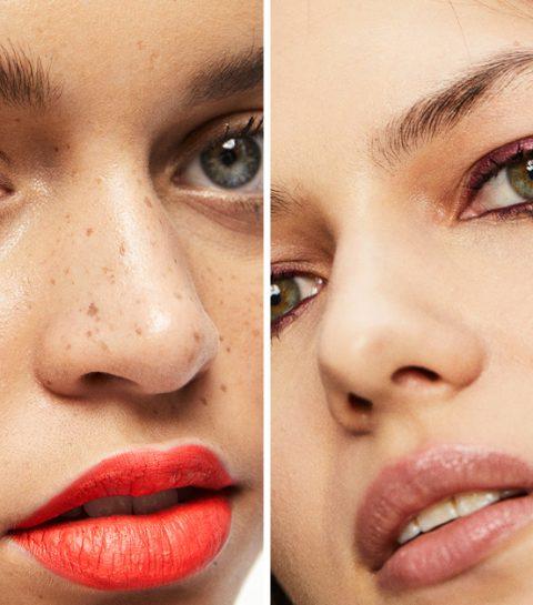 Bershka heeft nu ook een make-upcollectie