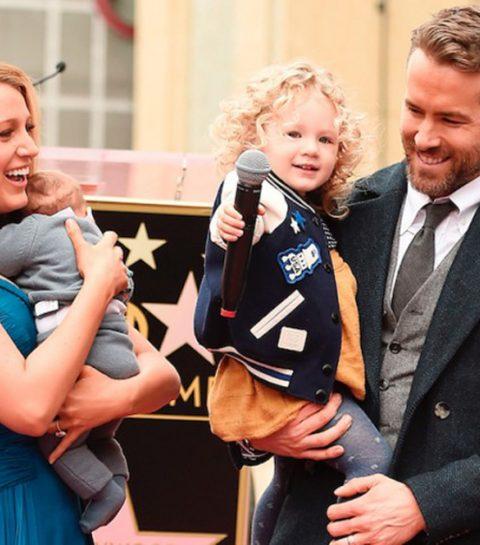 OEPS: Dit deed Ryan Reynolds tijdens de bevalling van Blake Lively