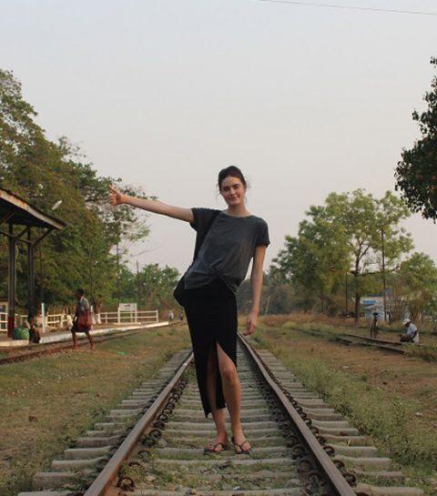 Daphne Velghe goes Myanmar: klaar om naar huis te gaan