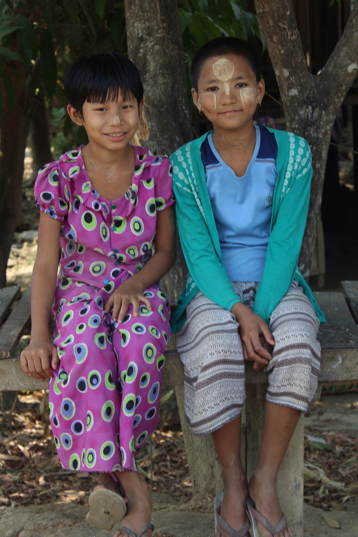 De kinderen uit Okpha