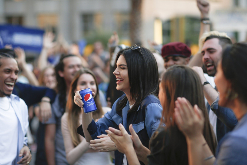Pepsi Kendall Jenner controverse black lives matter 1