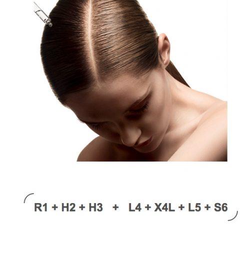 Persoonlijke haarcode maakt zoektocht naar juiste shampoo makkelijk