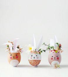 15 ideeën voor makkelijke DIY Paasdecoratie