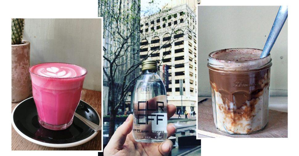Alternatieven voor koffie tijdens de blok