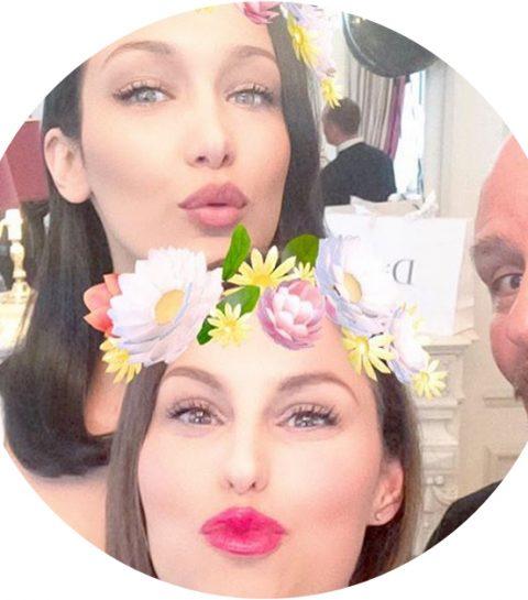 Exclusief op ELLE.be: beautytalk met Bella Hadid