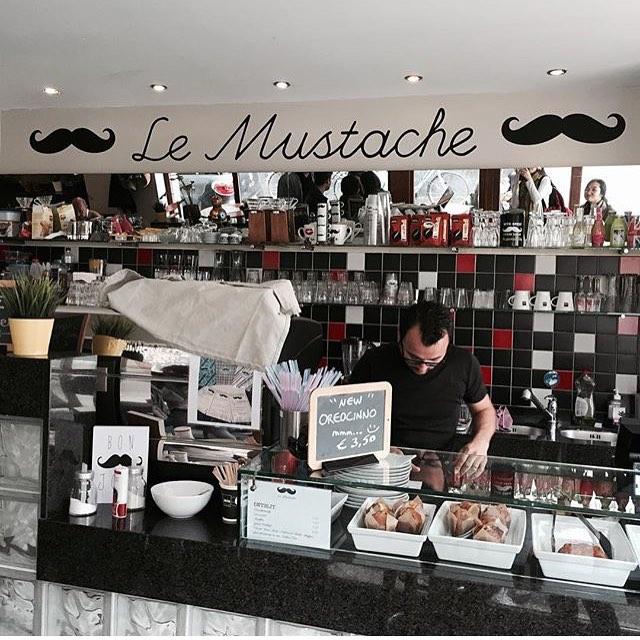 Blok studeren in Leuven Le Mustache
