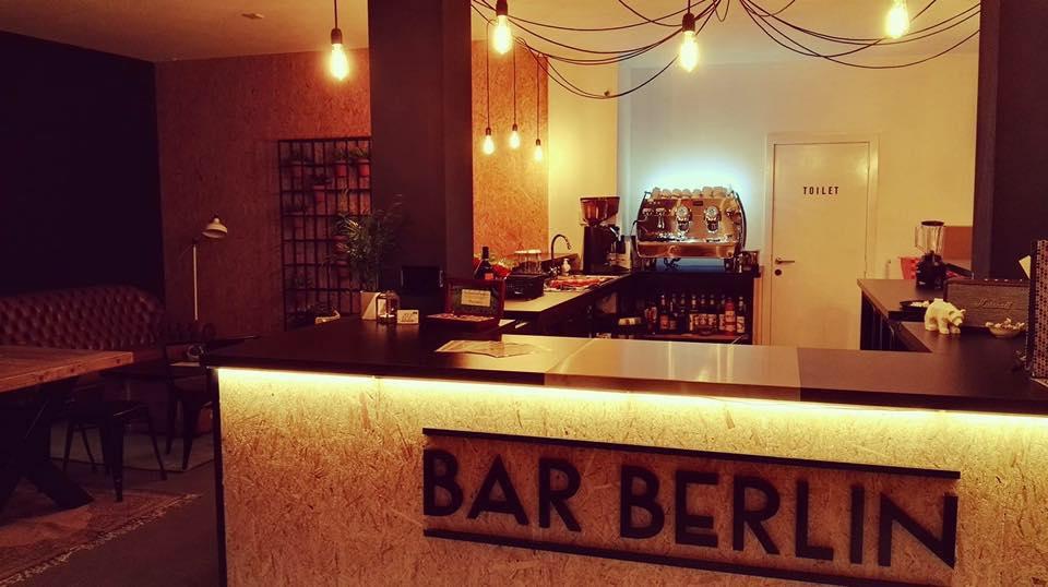 Blok studeren in Leuven Bar Berlin