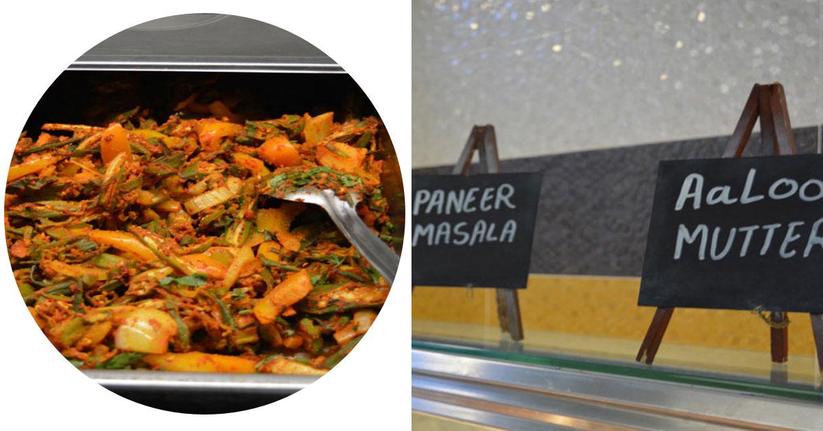 aahaar food indian veggie antwerpen antwerp