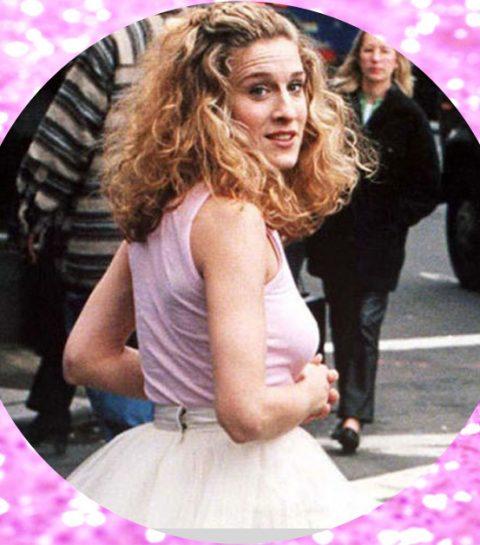 Dit had de iconische outfit van Carrie Bradshaw moeten zijn