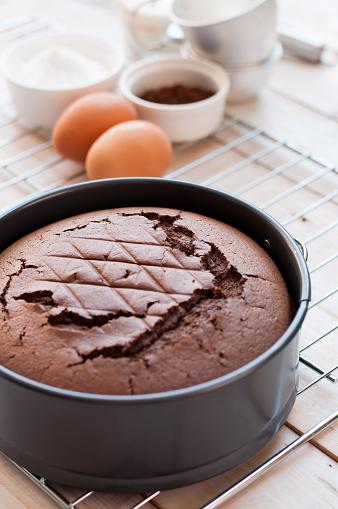 Chocolade Cake glutenvrij
