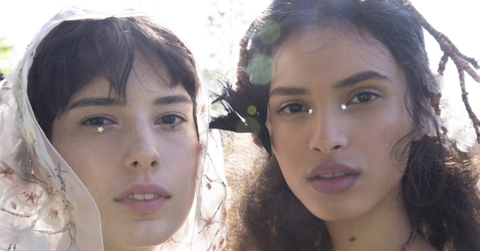 coachella dior make-up trend beauty