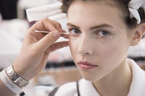 coachella festival beauty trend dior haute couture