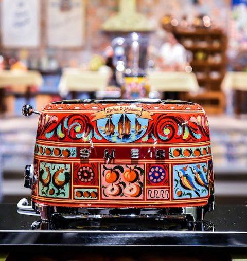 Dolce & Gabbana lanceert collectie keukentoestellen