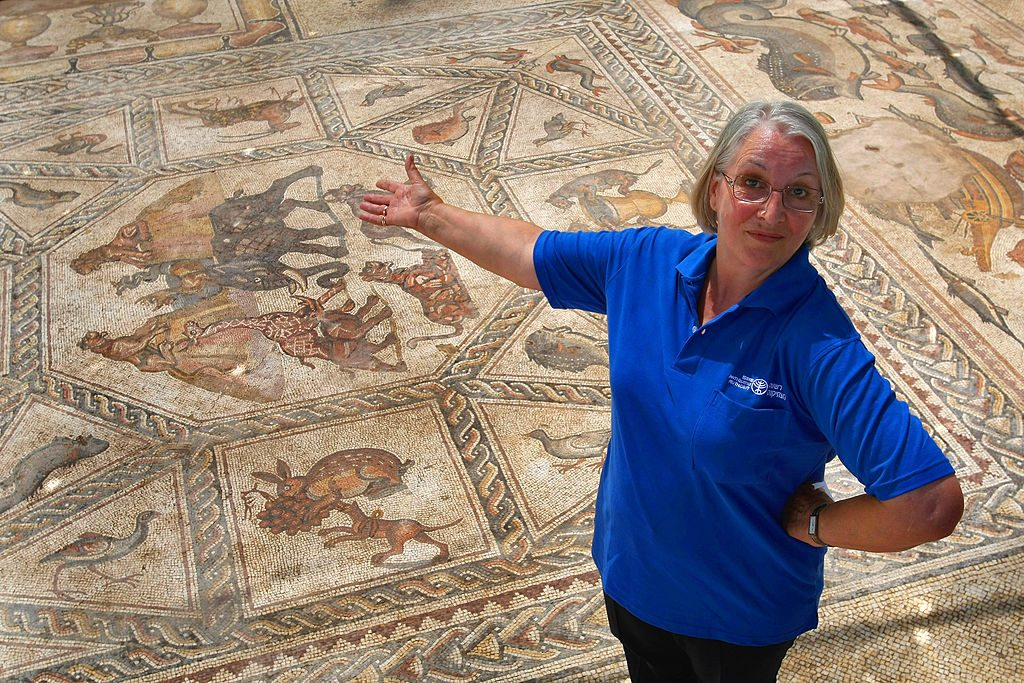 droomjobs archeoloog reisfanaten