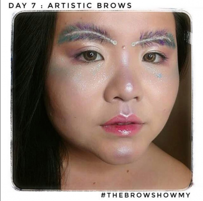 feather brow instagram beauty
