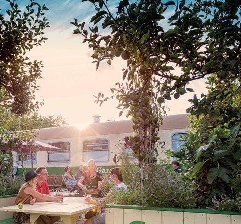 3 lekkere veggieresto's in Rotterdam