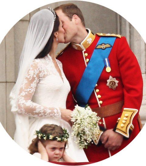Hoe zou het nog zijn met het beroemde royal wedding bruidsmeisje?