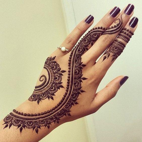 henna tattoo diy