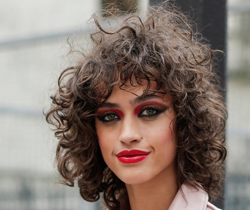 kapsel inspiratie streetsalon curly girl