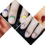 Lente nageltrend cuticle nailart