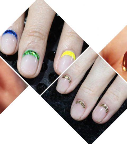 Cuticle nail art: nagelriemen zijn een grote trend deze zomer