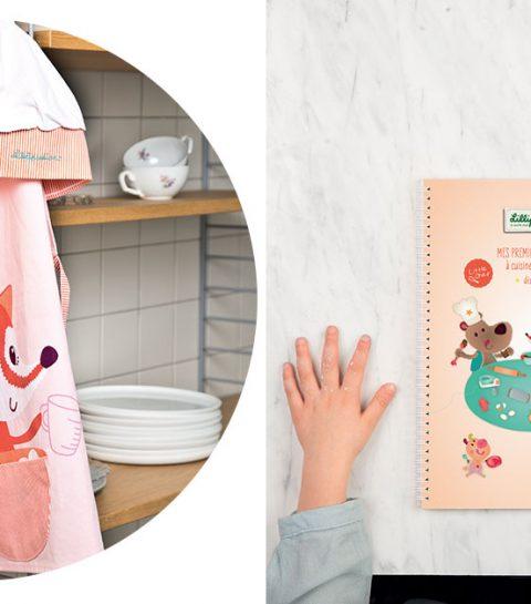 Little Chef: waarom we plots geobsedeerd zijn door een kinderkookboek