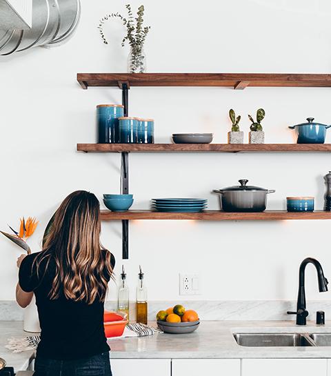 Deco inspo: 5 tips om karakter te geven aan je keuken