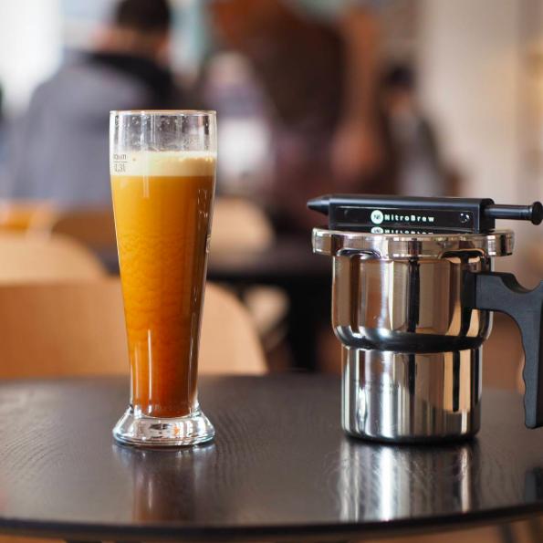 Alternatieven voor koffie nitro coffee