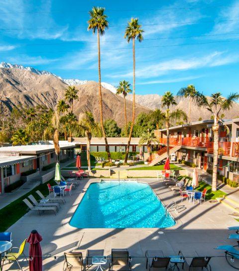 Palm Springs: de favoriete verblijfplaats van de sterren