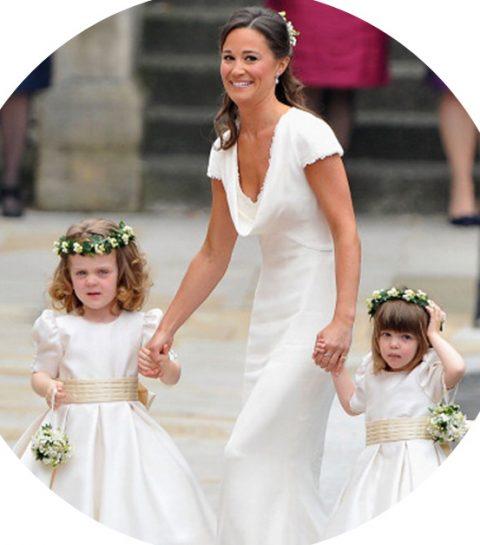 Dit zijn de beroemde bruidskindjes van Pippa Middleton