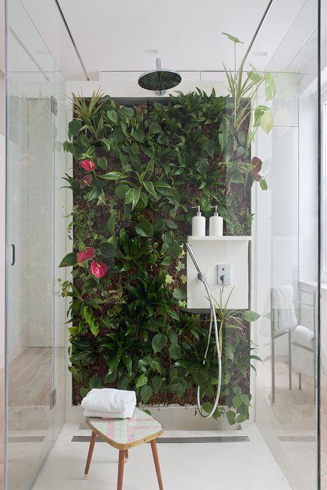 Dit is waarom je planten in je badkamer moet houden - ELLE.be