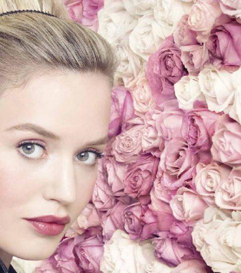 Waarom roze make-up deze lente een hit is