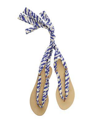 sandalen blauw eres nupie