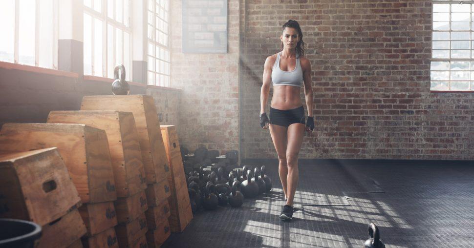 snelwandelen buikvet verbranden calorieën techniek