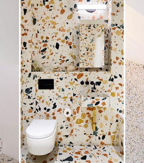 Pinspiration: terrazzo is het nieuwe marble