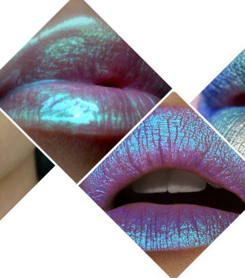 'Mermaid lips' worden een makkie dankzij deze nieuwe topcoat