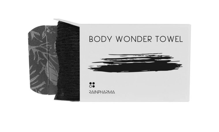 Body Wonder Towel van Rainpharma, 15,95€