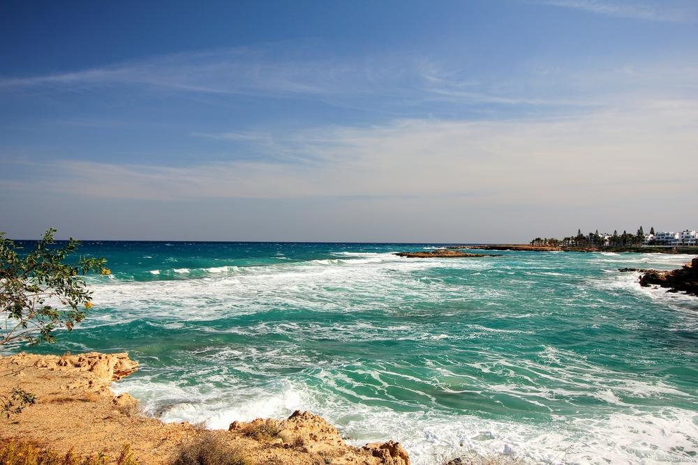 Cyprus vakantie sex on the beach seks strand